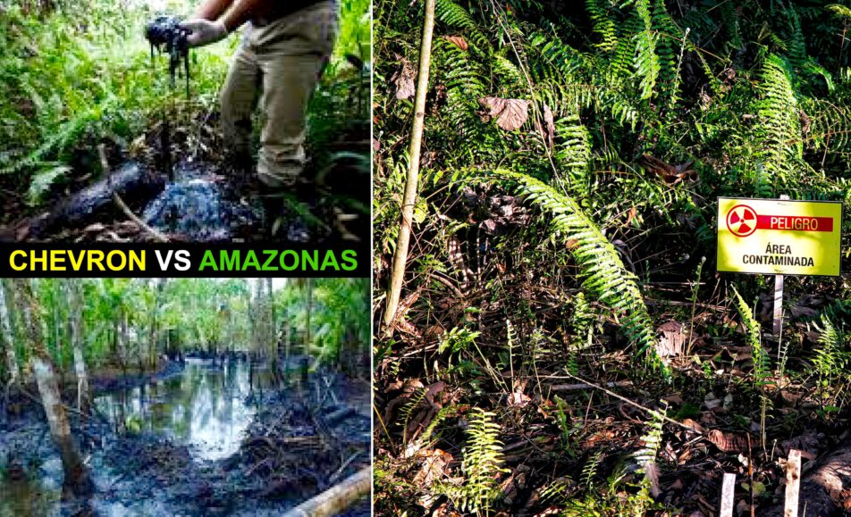 Chevron vs Amazonas