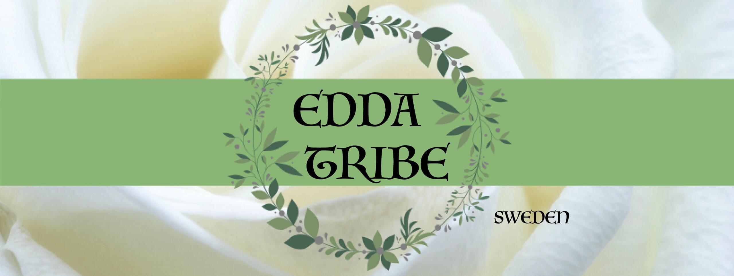 Edda Tribe Logotype