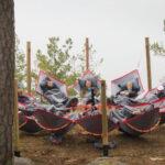 skogsfloating på Bommersvik