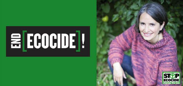 Jojo Mehta Stop Ecocide